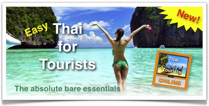 Easy Thai for Tourists Banner