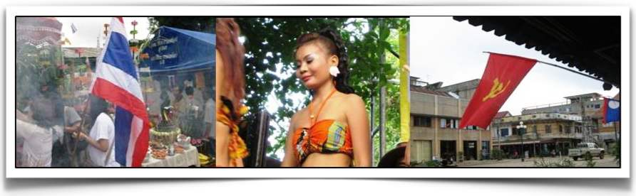 Isaan Thai and Lao Languages