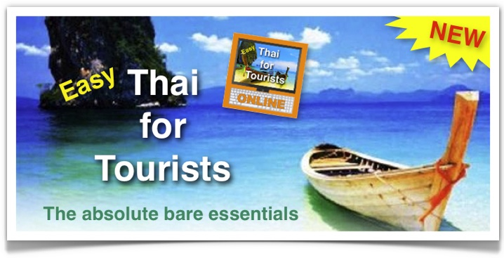 Thai for Tourists Banner