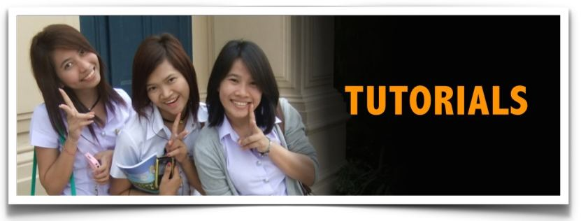 Tutorial Banner for Learn Thai Online Courses