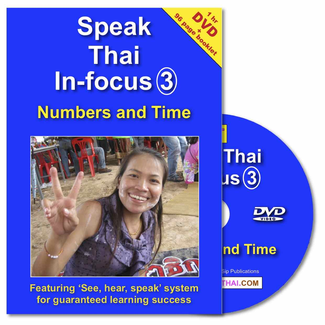 Thai Infocus Numbers and Time