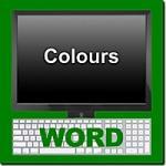 Online Word Logo for Thai colours