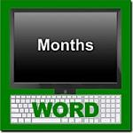 Month Names Online Thai Course Logo