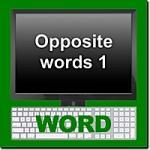 Online Logo for Thai Opposite Words 1