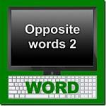 Online Logo for Thai Opposite Words 2