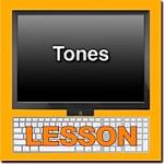 Thai Tones Online Lesson Logo