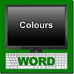 Colours Word Module