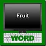 Thai Fruit Names Word Module